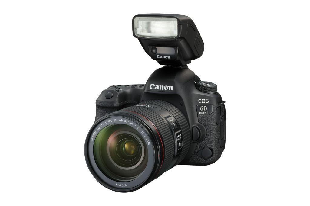 Dajte priestor tvorivým nápadom s novou generáciou zrkadlovky EOS 6D Mark  II. Spoločnosť Canon ... 64473746bef