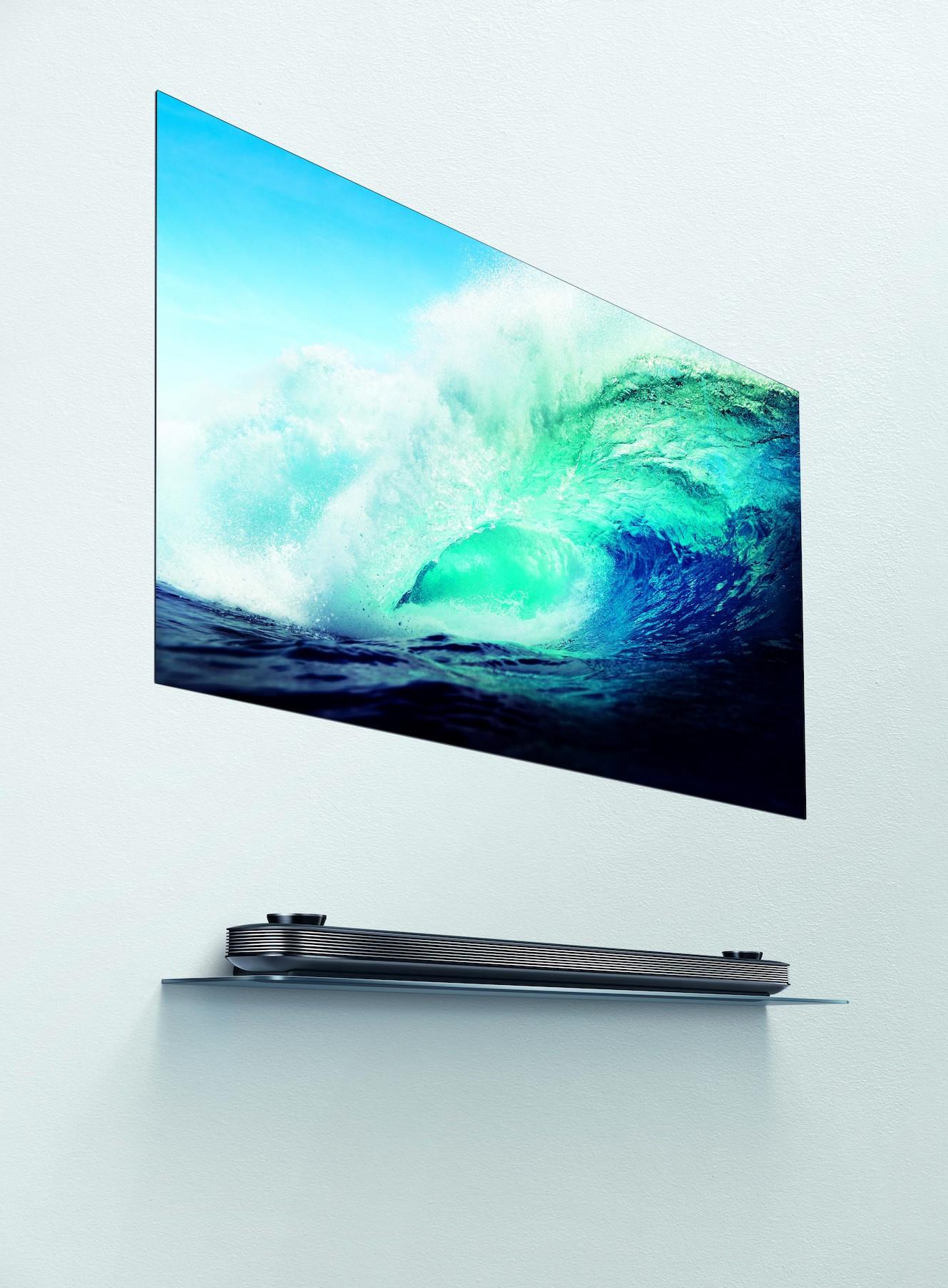 ad7088191 Model LG SIGNATURE OLED TV W spoločnosti LG Electronics bol podľa  amerických spotrebiteľov ohodnotený ako najlepší televízor.