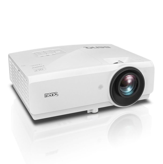 projektor BENQ biely
