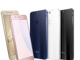vsetky farby telefonu Honor 8