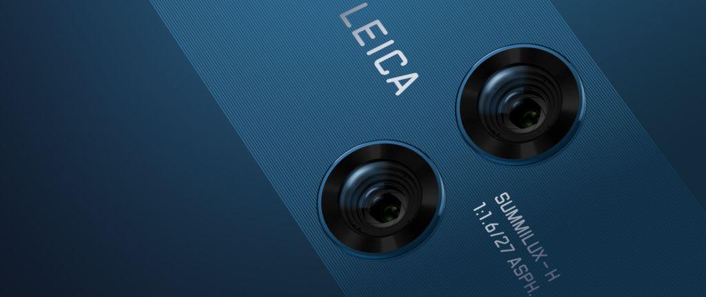 Dualny fotoaparat LEICA pre telefon Huawei Mate