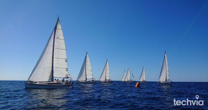 preteky v námornom jachtingu