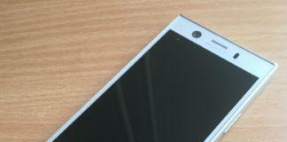 smartfón SONY XPERIA XZ1 COMPACT