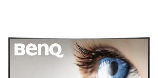 zakriveny monitor BenQ
