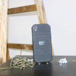 zadna strana telefonu CAT S41