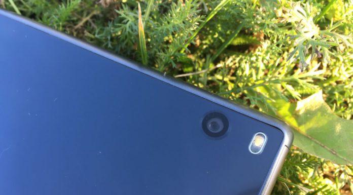 fotoaparat na tablete Lenovo