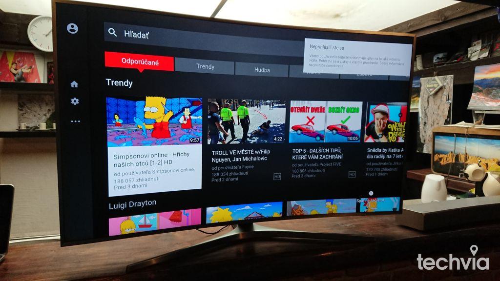 4056528af Samsung tento smartTV vyšperkoval naozaj k dokonalosti. Displej samotný je osadený  technológiou UHD Crystal Colour, ktorá zabezpečuje dokonalý obraz v 4K ...
