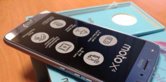 telefon motoX4