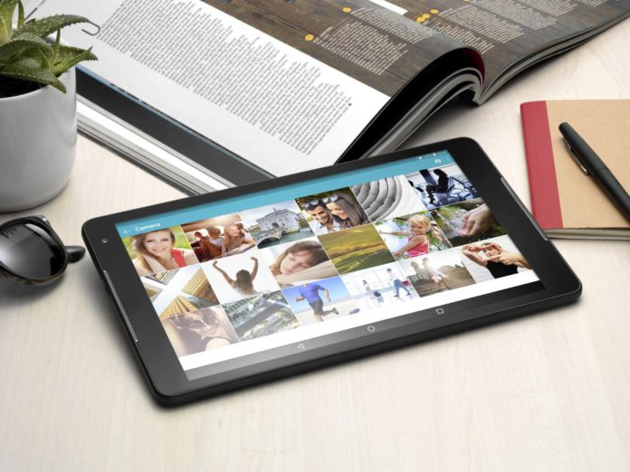 tablet Alcatel LTE