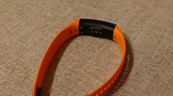 oranžový náramok