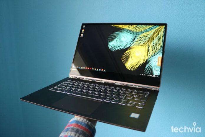 notebook Lenovo Y920