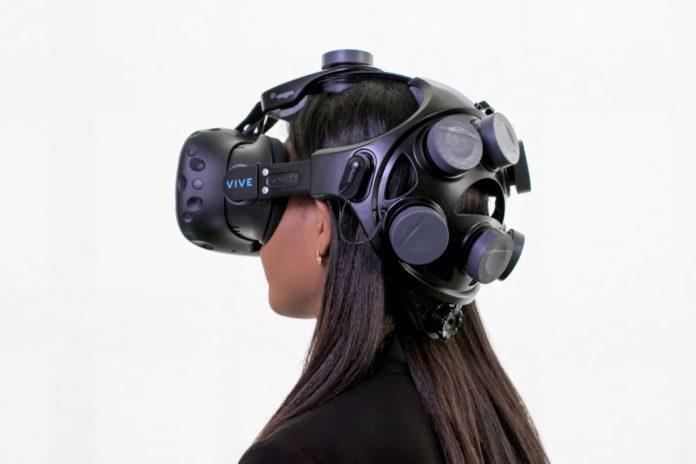 neurable VR okuliare