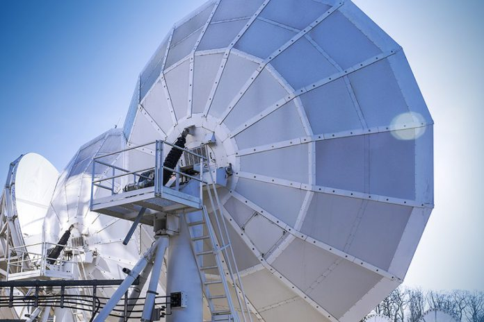 satelitna antena