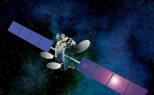 satelit na obeznej drahe