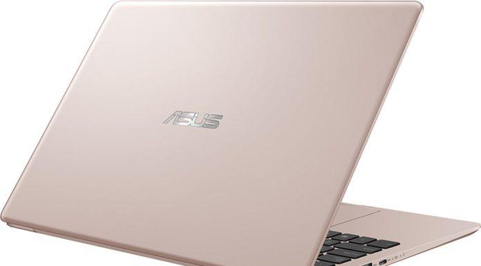 ASUS ZenBook 13_Rose Gold_