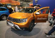 nová Dacia Duster 2018