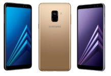 nový telefón Samsung Galaxy A8