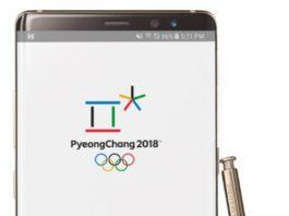 Samsung PyeongChang 2018 zimná Olympiáda
