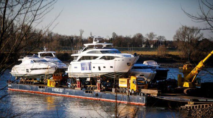 lode, jachty na člne boot dusseldorf