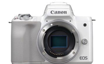 Canon EOS M50 WHT