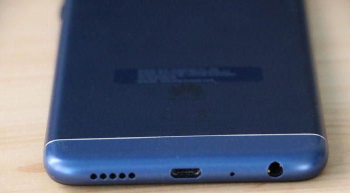 novinka telefón Huawei