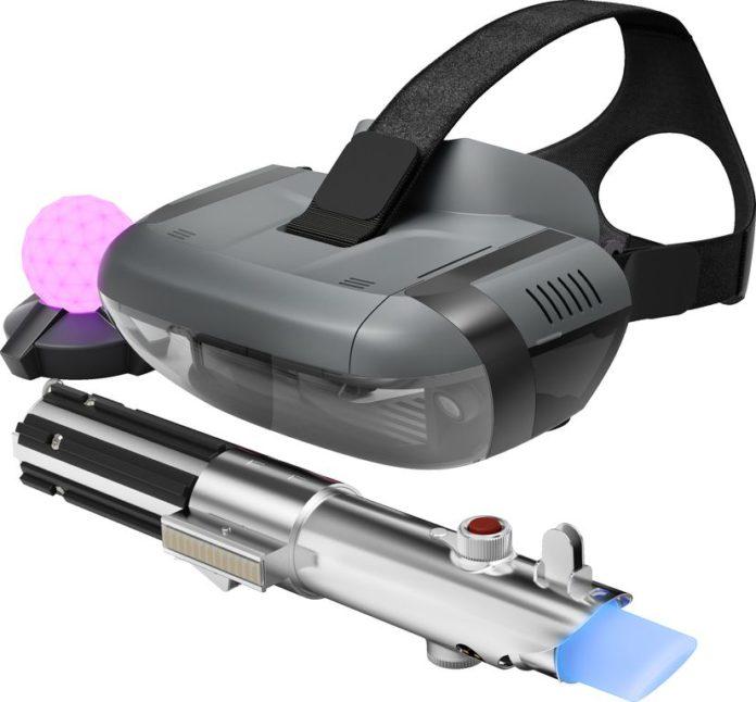 AR / VR headset