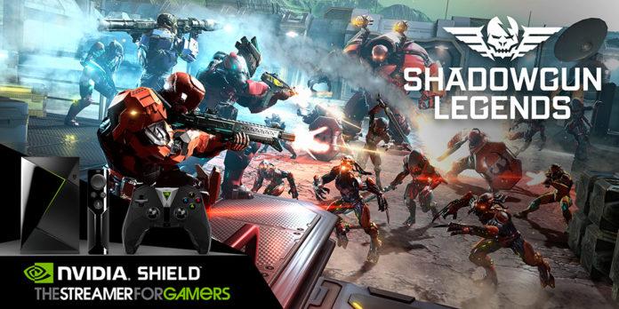 strieľačka Shadowgun Legends od Madfinger Games