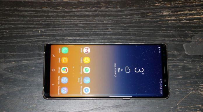 telefónu Samsung