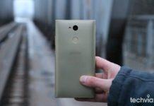 recenzia Sony Xperia L2
