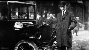 história automobilu FORD