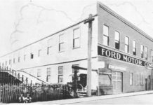 historia automobilu FORD