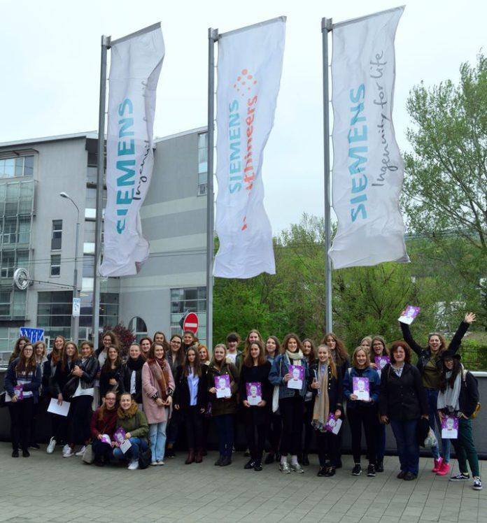 Siemens Healthineers_Girl´s Day 2018