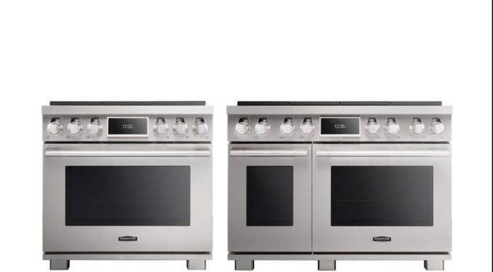 LG Signature Kitchen Suite Pro Range