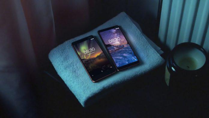 Nokia6.1 a Nokia7plus