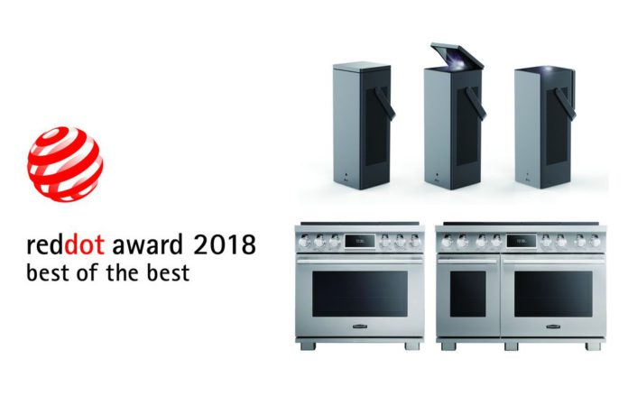 ocenenie RED DOT AWARDS 2018