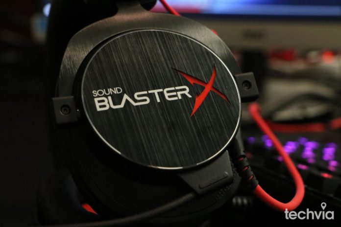 recenzia slúchadiel CREATIVE sound blasterX H7