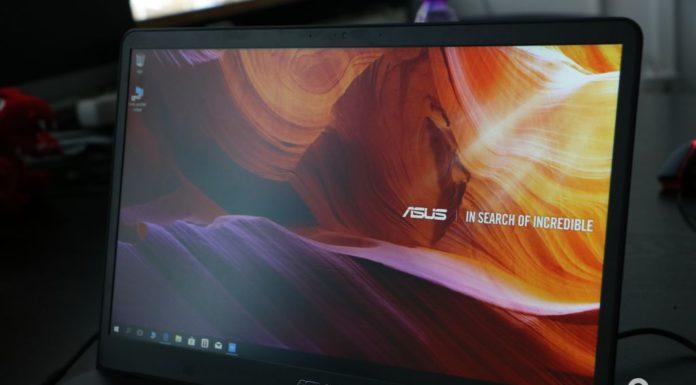 Asus ZenBook Pro UX550V