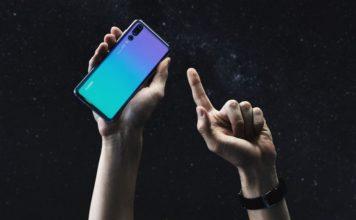 smartfón Huawei P20Pro