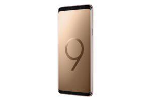 Samsung_GalaxyS9_Sunrise Gold