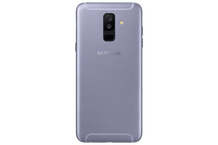 Samusng Galaxy A6+