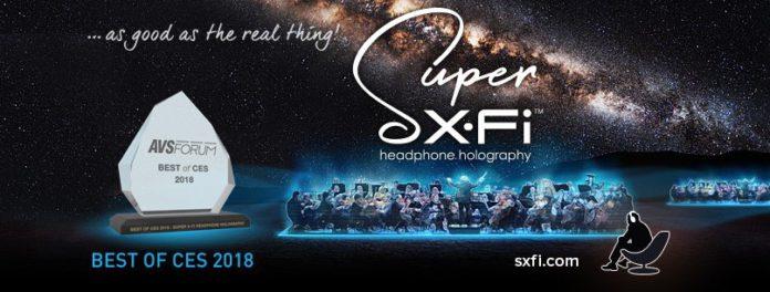Super X-Fi™