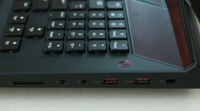 recenzia herný notebook Lenovo Legion Y920