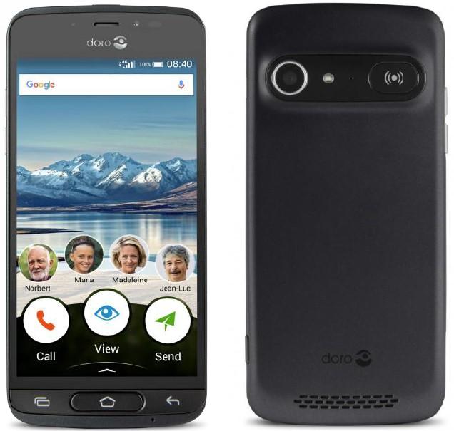 smartfón DORO 8040