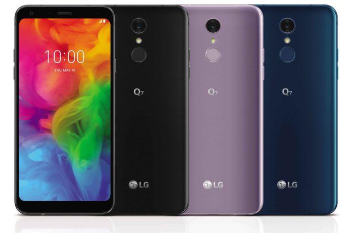 LG-Q7