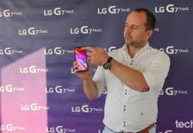 novinka LG G7 ThinQ