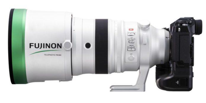 objektív FUJINON XF200mmF2 R LM OIS WR