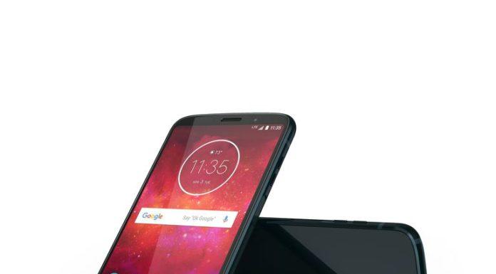 smartfón Moto Z3Play