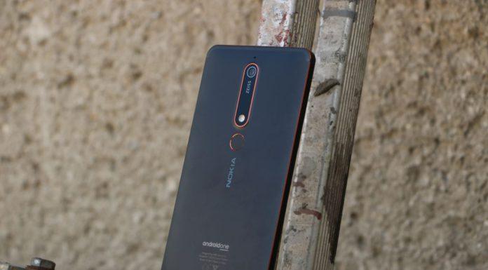 smartfon Nokia 6.1