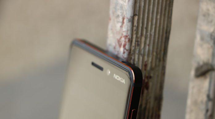 fon Nokia 6.1