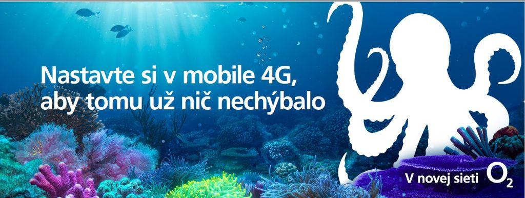 O2 vm v predajni nastav 4G pripojenie